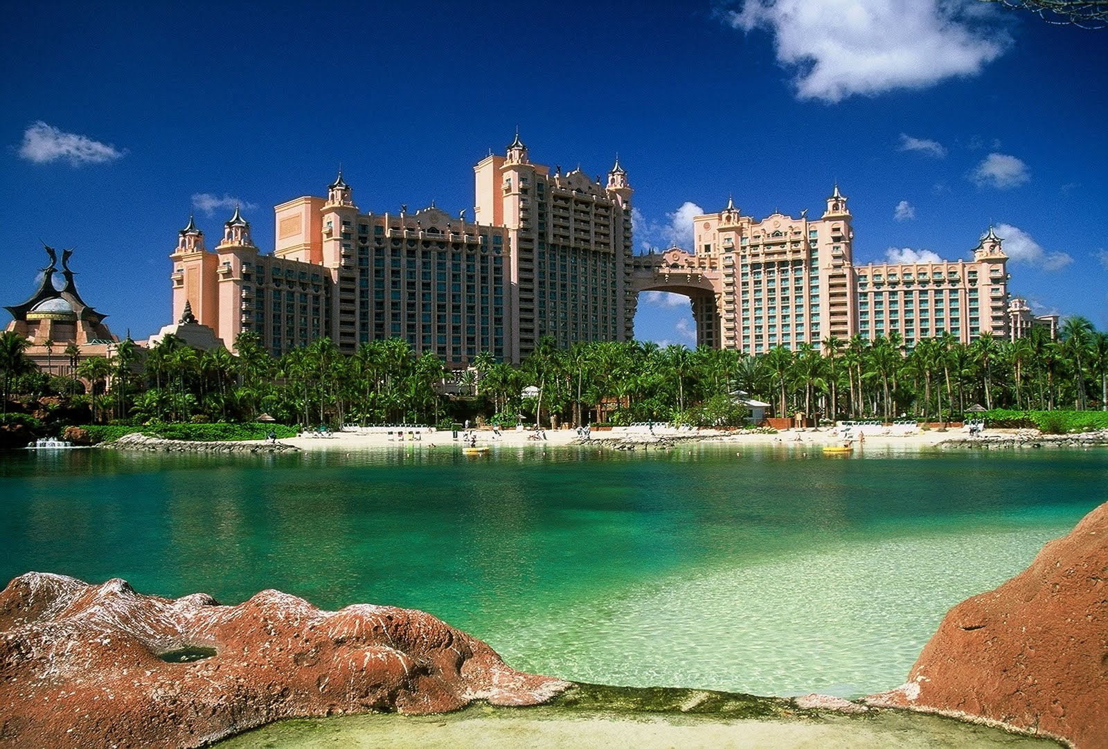 As Bahamas Eases Restrictions, Baha Mar And