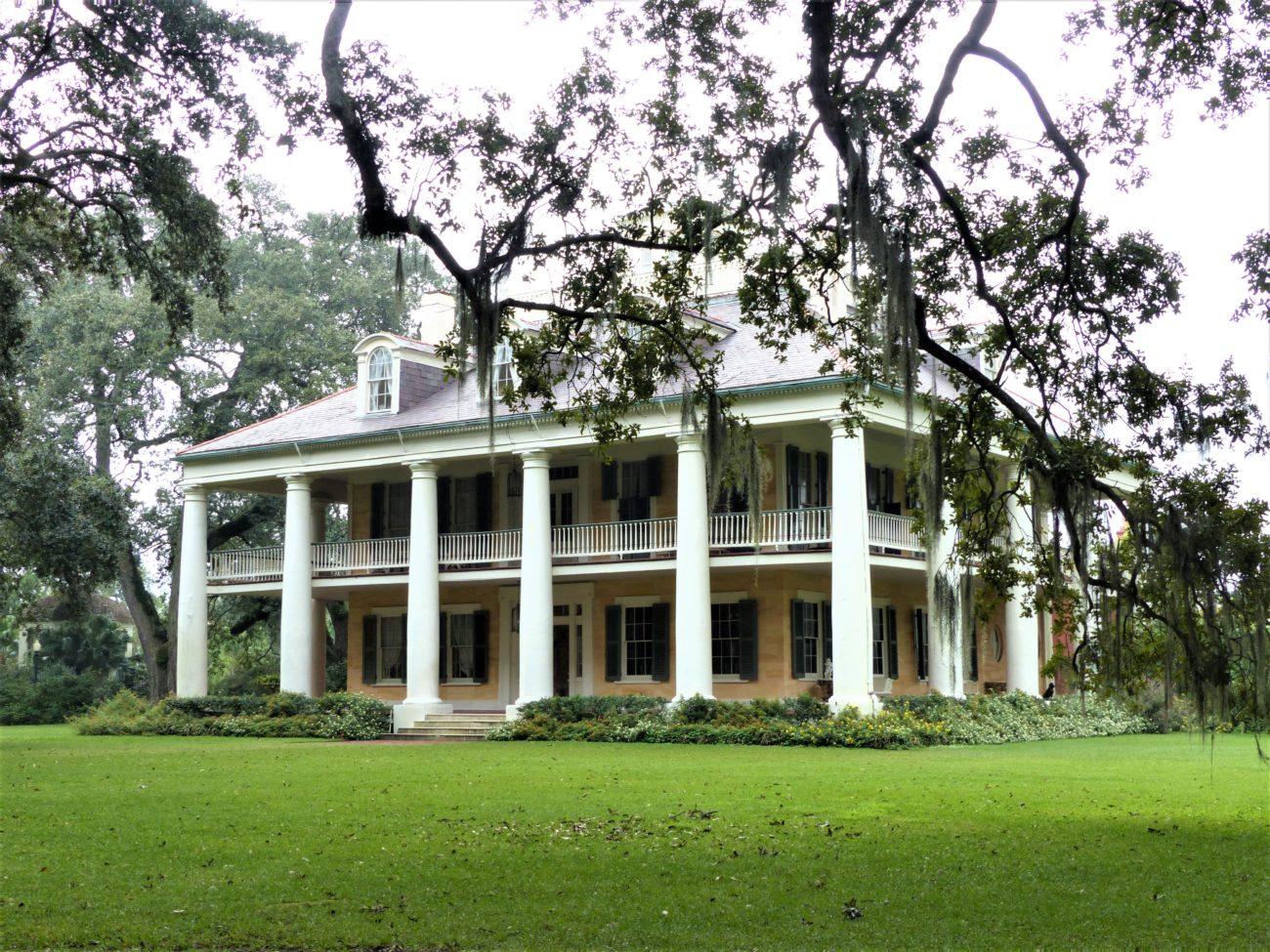 USA : Sur la route des Plantations de Louisiane ...