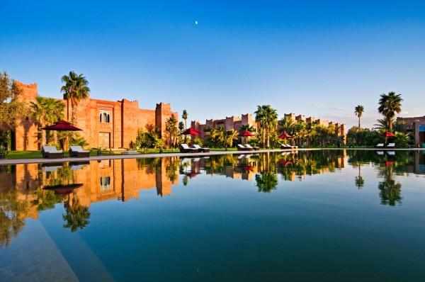Taj Hotel, Marrakech, Morocco