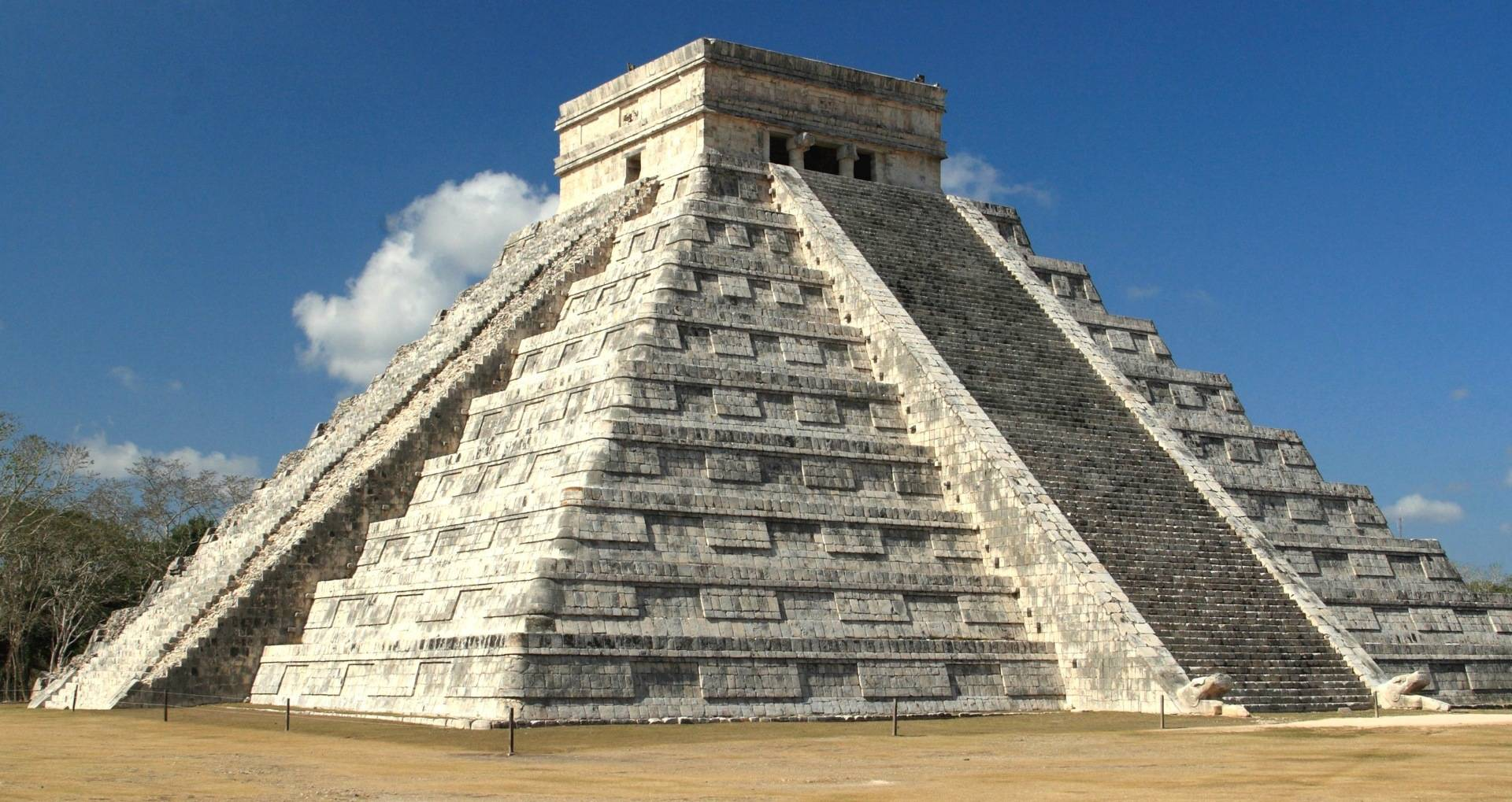 Mexique a la d couverte des 5 plus belles pyramides de l for Architecture celebre