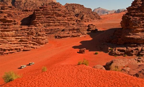 Jordan - Wadi Rum - Red Dunes (medium)