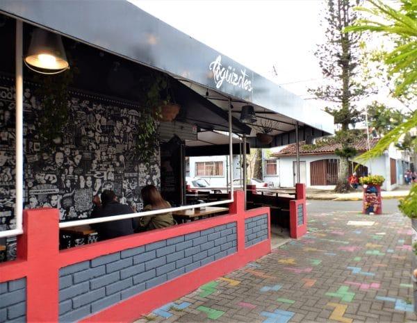 Costa rica san jos une capitale oubli e des touristes for Amorce maison pour carpe