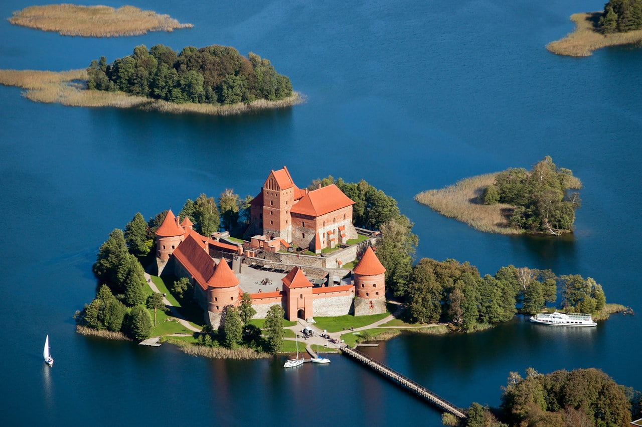 Lituanie escapade m di vale trakai for Top 10 beautiful houses