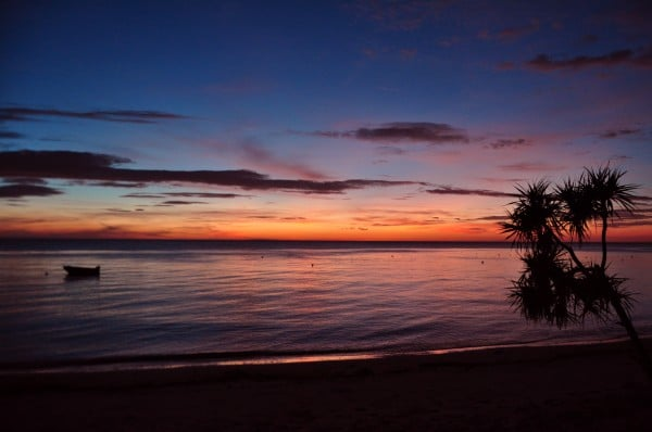carabao-philippines-sunset