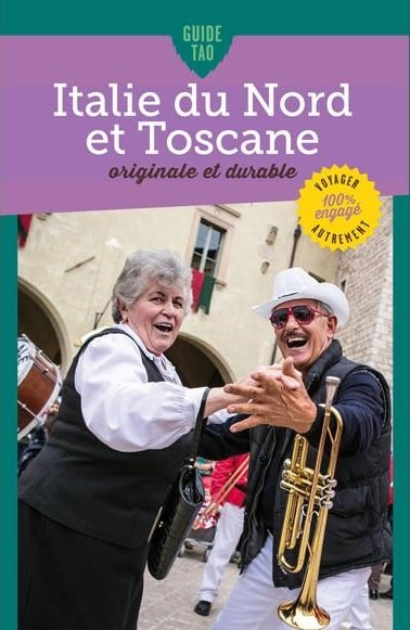 copertina guide TAO Italie du Nord et Toscane