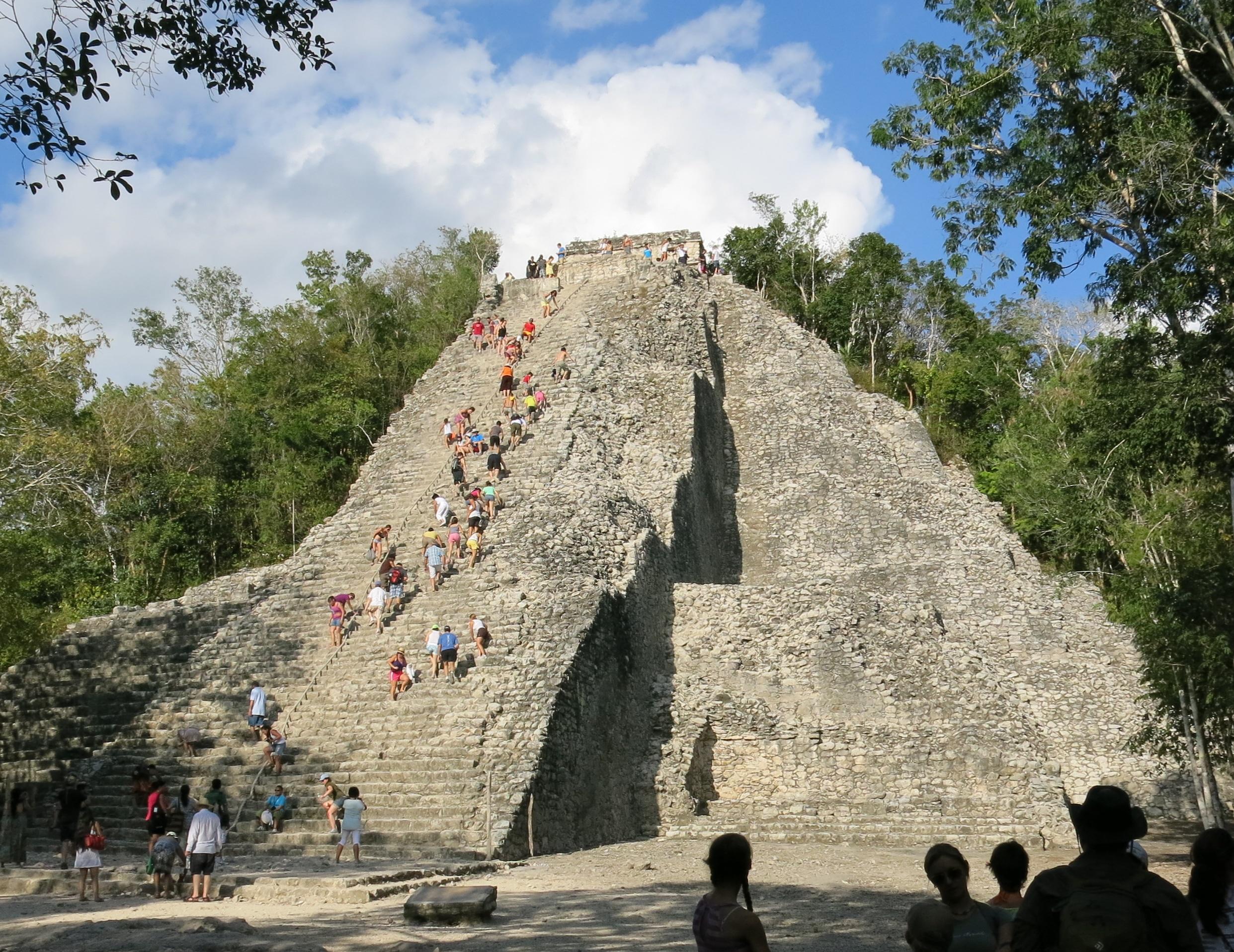 Coba Riviera Maya Tour