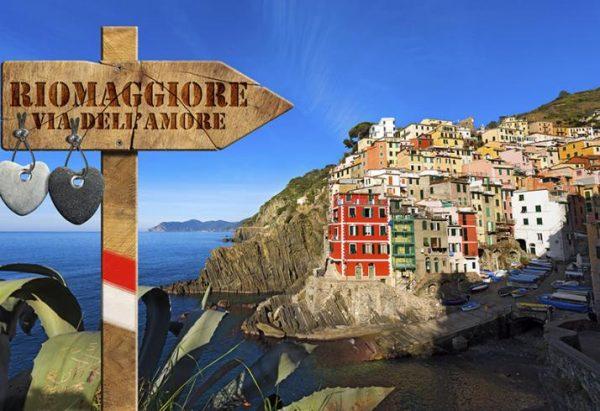 Italie comment d couvrir le parc national des cinque terre - Office du tourisme la spezia ...