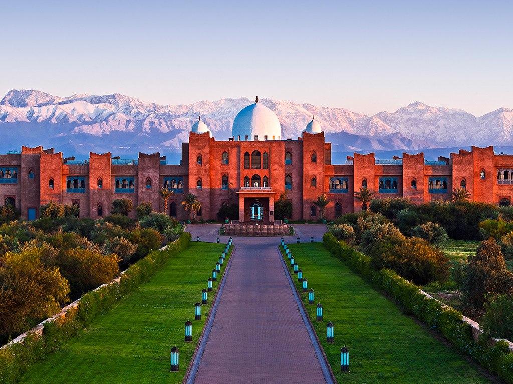 Hotel  Etoiles Marrakech