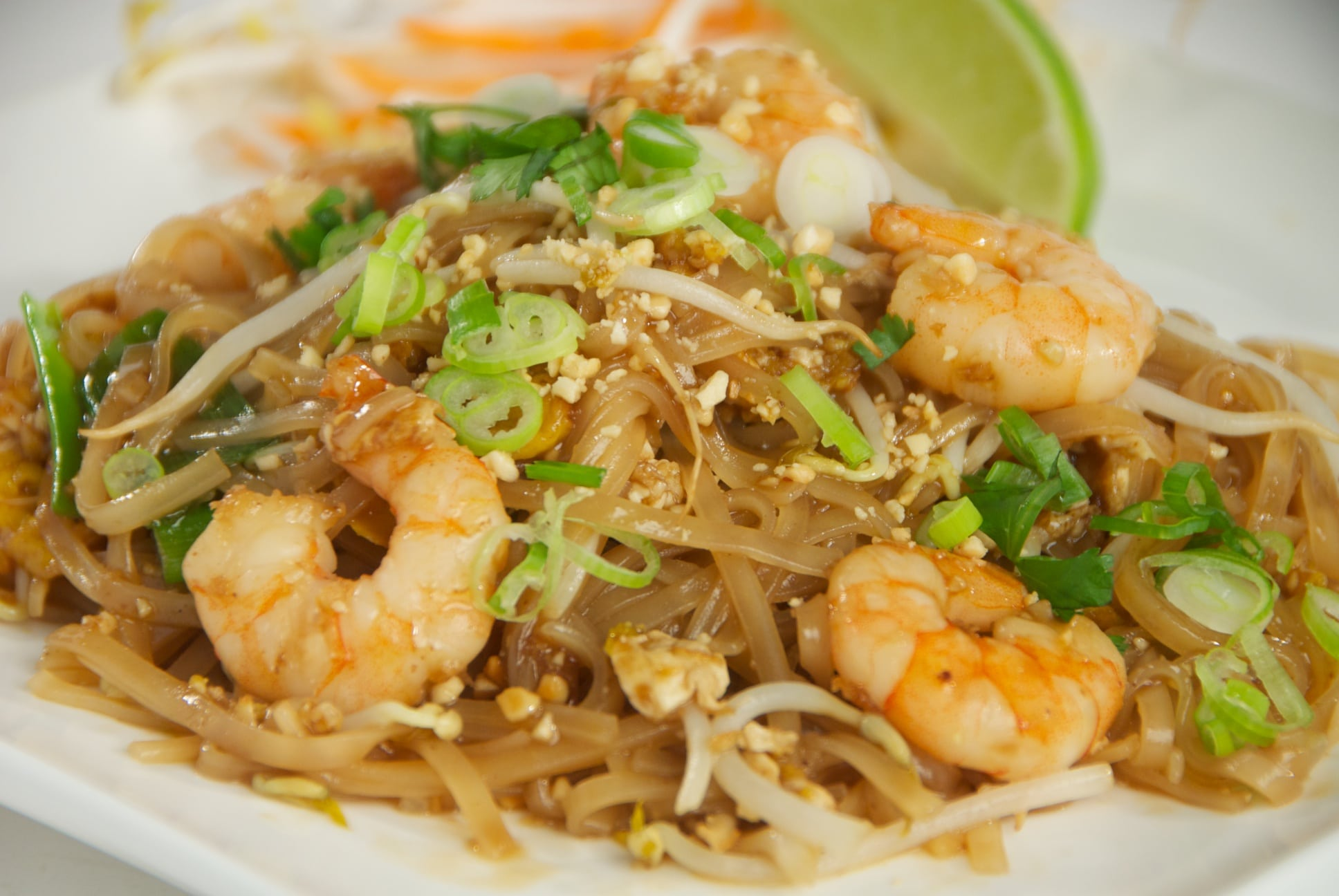 Pad Thai Recipe — Dishmaps