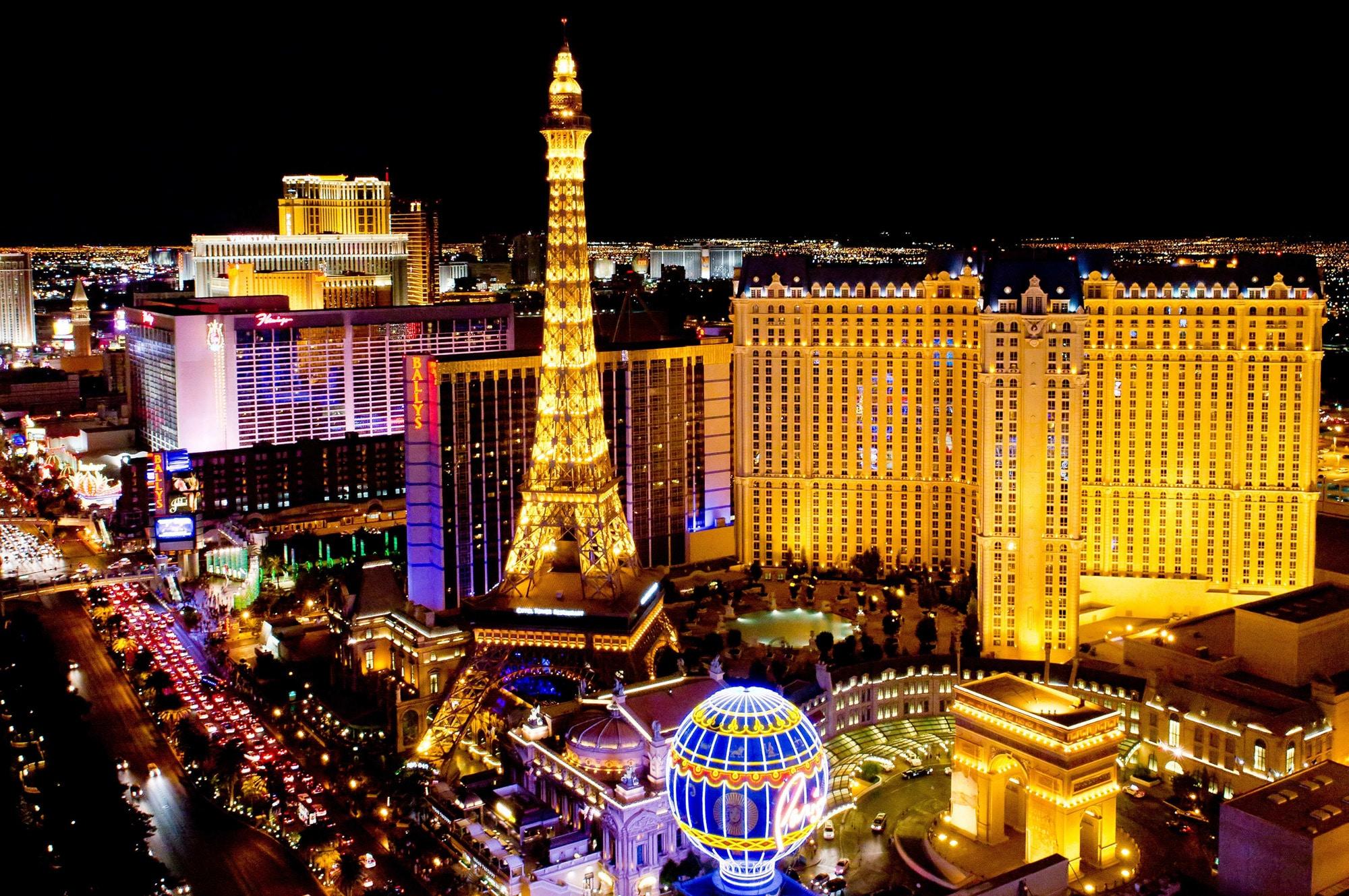 Casinos In Vegas Strip